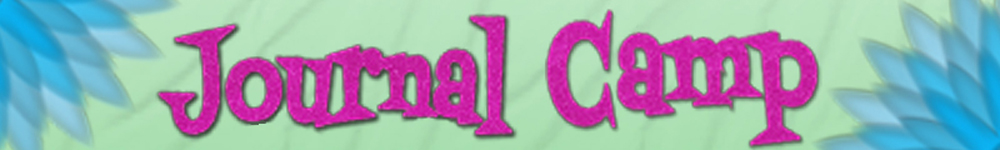 Journal Camp banner